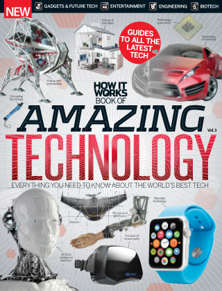 How It Works Book Of Amazing Technology Volume 3 Revised