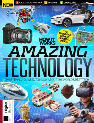 How It Works Book Of Amazing Technology Volume 12