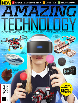 How It Works Book Of Amazing Technology Volume 14