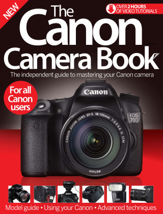 The Canon Camera Book 2nd Revised Edition