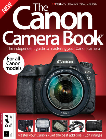 The Canon Camera Book February 28, 2019 00:00