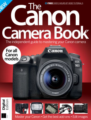 The Canon Camera Book 12th Edition