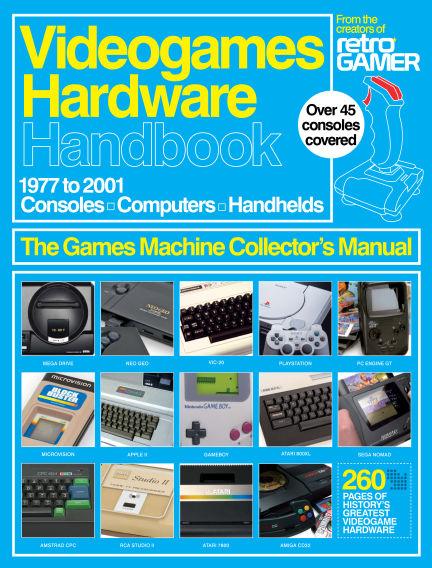 Videogames Hardware Handbook August 01, 2015 00:00