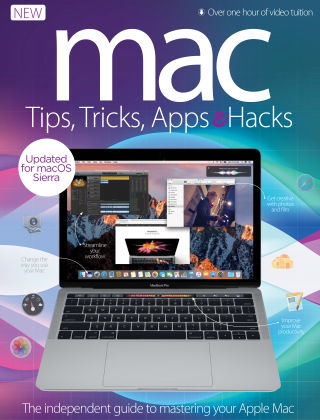 Mac Tips, Tricks, Apps & Hacks Vol 8 Rev Ed