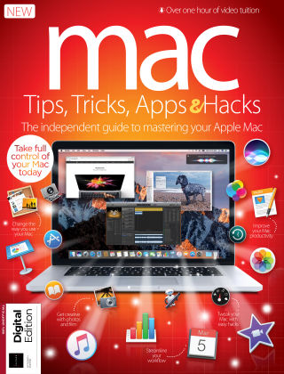 Mac Tips, Tricks, Apps & Hacks 15th Edition