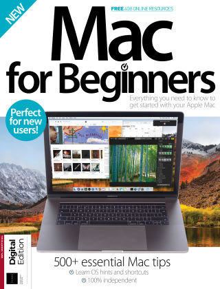 Mac For Beginners 20th Edition
