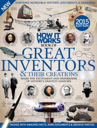 How it Works Book of Great Inventors & Their Creations  Great Inventors
