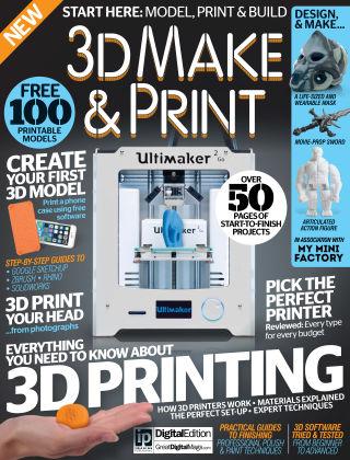3D Make & Print Volume 1