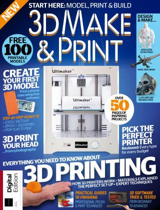 3D Make & Print Volume 8