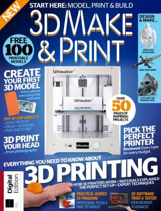 3D Make & Print Volume 9