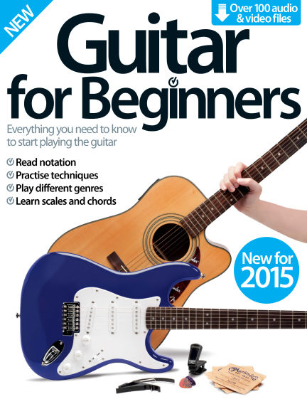 Guitar for Beginners August 01, 2015 00:00