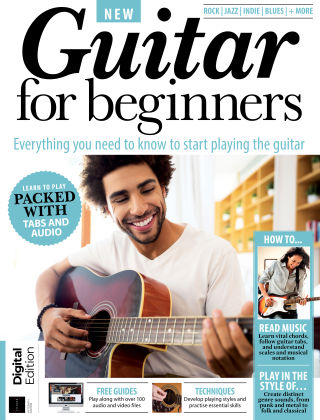 Guitar for Beginners 15th Edition