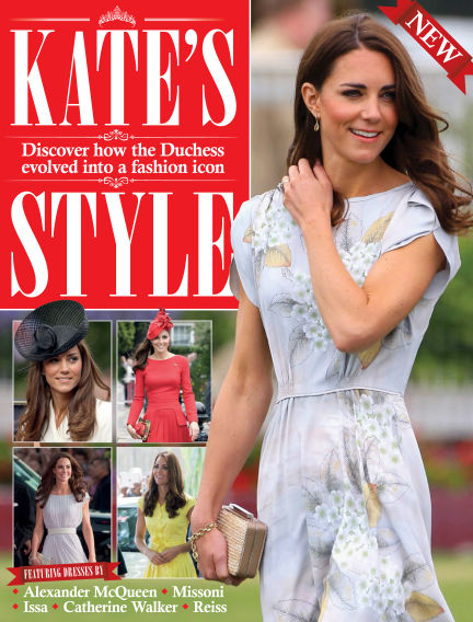 Kate's Style August 01, 2015 00:00
