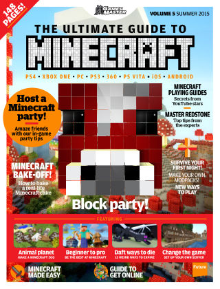The Ultimate Guide Minecraft Vol 5