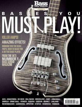 Bass Guitar Presents Basses You Must Play