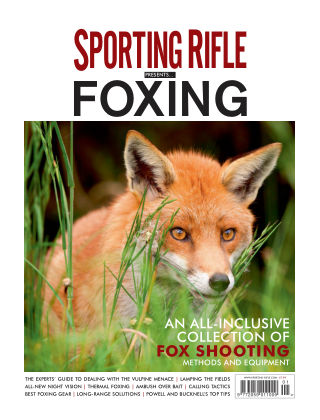Sporting Rifle Presents Foxing