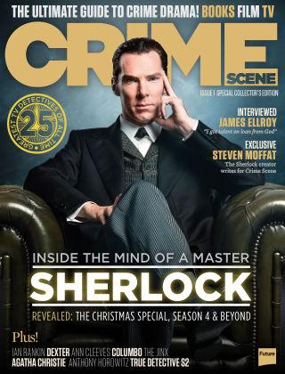 Crime Scene Issue 1 2015