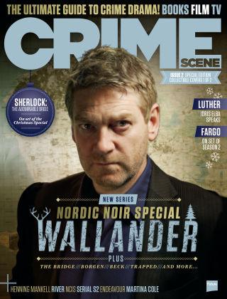 Crime Scene Issue 2 2015