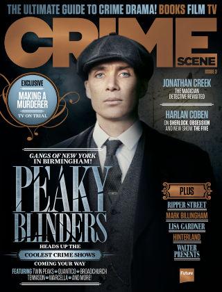 Crime Scene Issue 3 2016