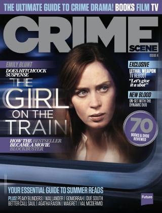 Crime Scene Issue 4 2016