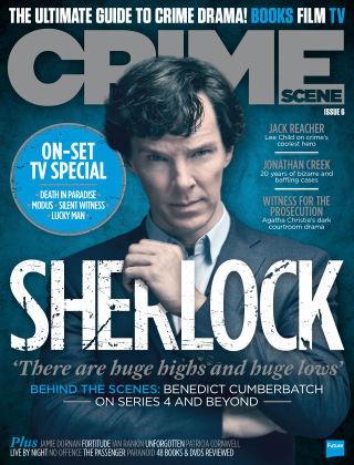 Crime Scene Issue 6 2016