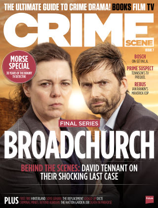 Crime Scene Issue 7 2017