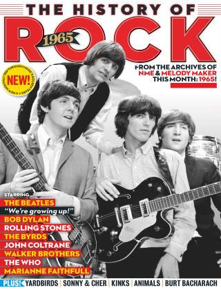 History of Rock Issue 1 - 1965