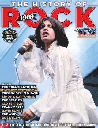 History of Rock Issue 5 - 1969
