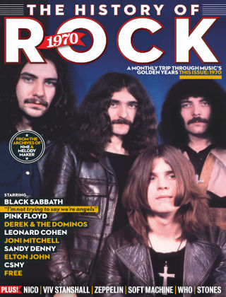History of Rock Issue 6 - 1970