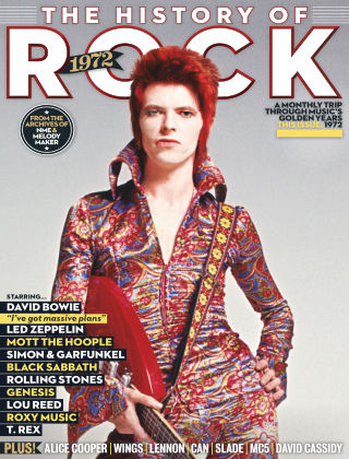 History of Rock Issue 8 -1972