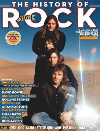 History of Rock Issue 9 - 1973