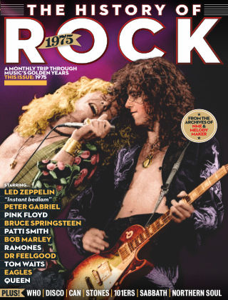 History of Rock Issue 11 - 1975
