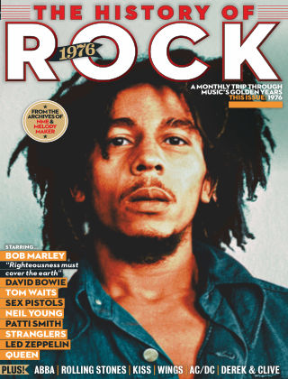 History of Rock Issue 12 -1976