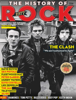 History of Rock Issue 13 - 1977