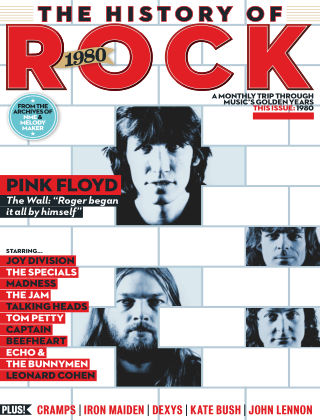 History of Rock Issue 16 - 1980