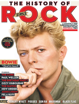 History of Rock Issue 19 - 1983
