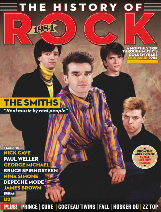 History of Rock Issue 20 - 1984