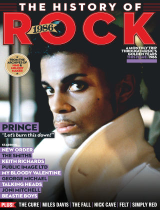 History of Rock Issue 22 - 1986