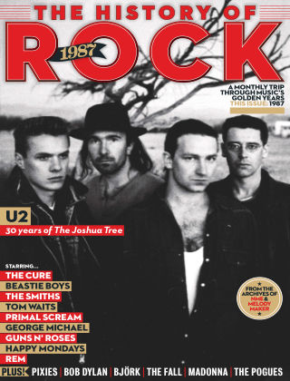 History of Rock Issue 23 - 1987