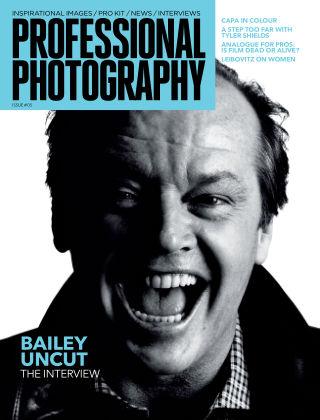Professional Photography UK February 2016
