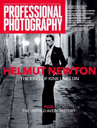 Professional Photography UK August 2016