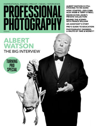 Professional Photography UK October 2016