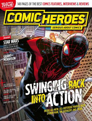 Comic Heroes UK 25