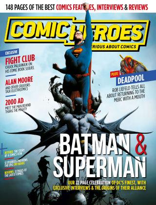 Comic Heroes UK 26