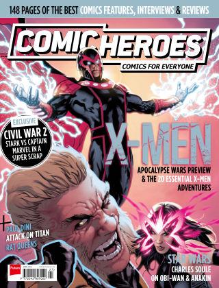 Comic Heroes UK 27