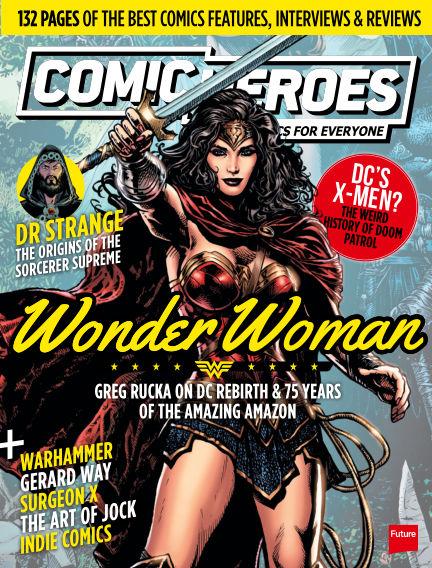 Comic Heroes UK October 04, 2016 00:00