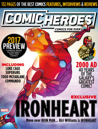 Comic Heroes UK 30