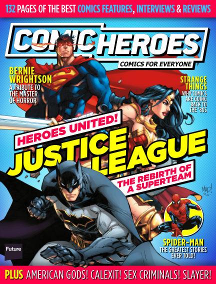 Comic Heroes UK April 11, 2017 00:00