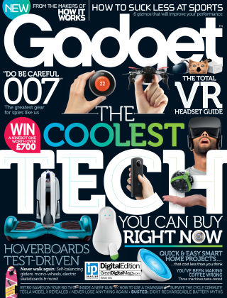 Gadget Issue 001