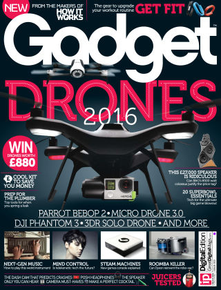 Gadget Issue 003